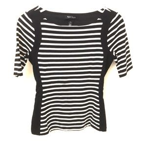 White House Black Market very slimming top!